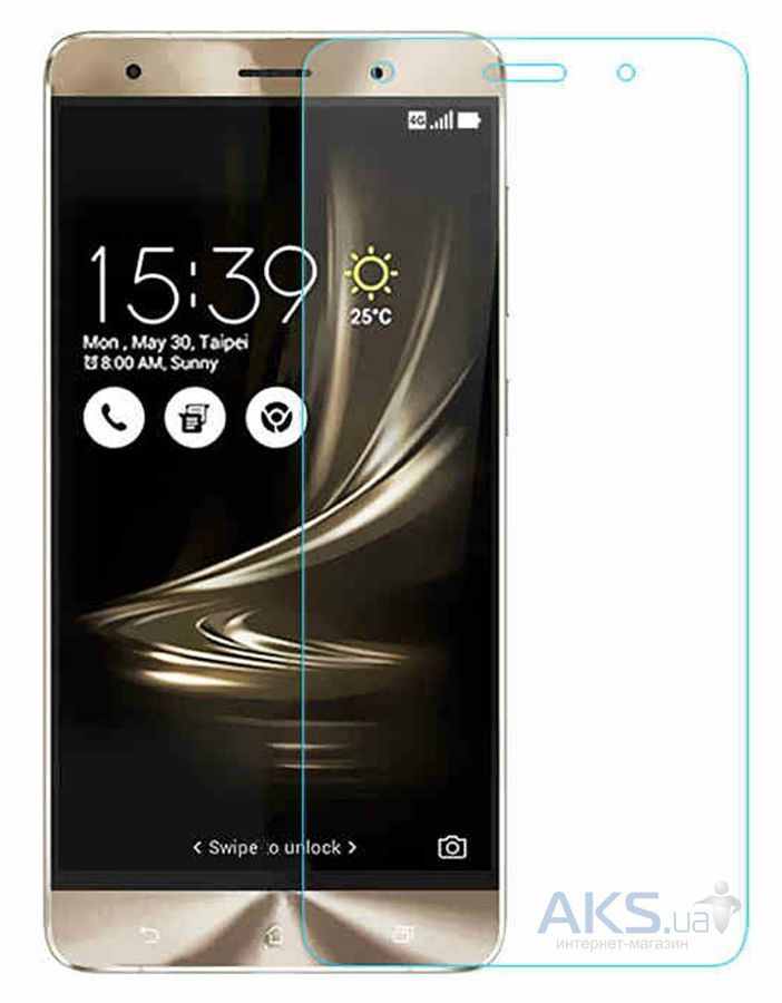 Защитное стекло Tempered Glass Asus ZenFone 3 Deluxe ZS570KL