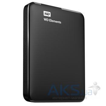 Жесткий диск внешний Western Digital 2.5'' USB3.0 2TB Elements Portable (WDBU6Y0020BBK-WESN)