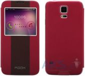 Чехол Rock Shuttle Series Samsung G900 Galaxy S5 Red