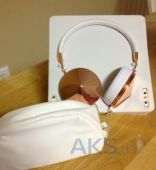 Вид 4 - Наушники (гарнитура) Frends Taylor On-Ear Headphones White/Rose Gold (010897)