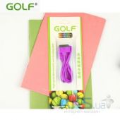 Вид 2 - Кабель USB GOLF Rainbow Series Dock Cable Pink