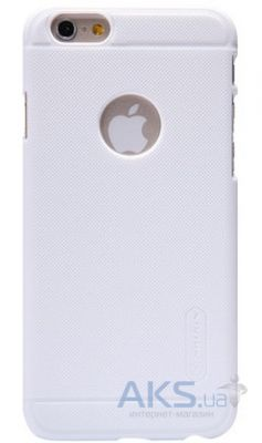 Чехол Nillkin Super Frosted Shield Apple iPhone 6, iPhone 6S White