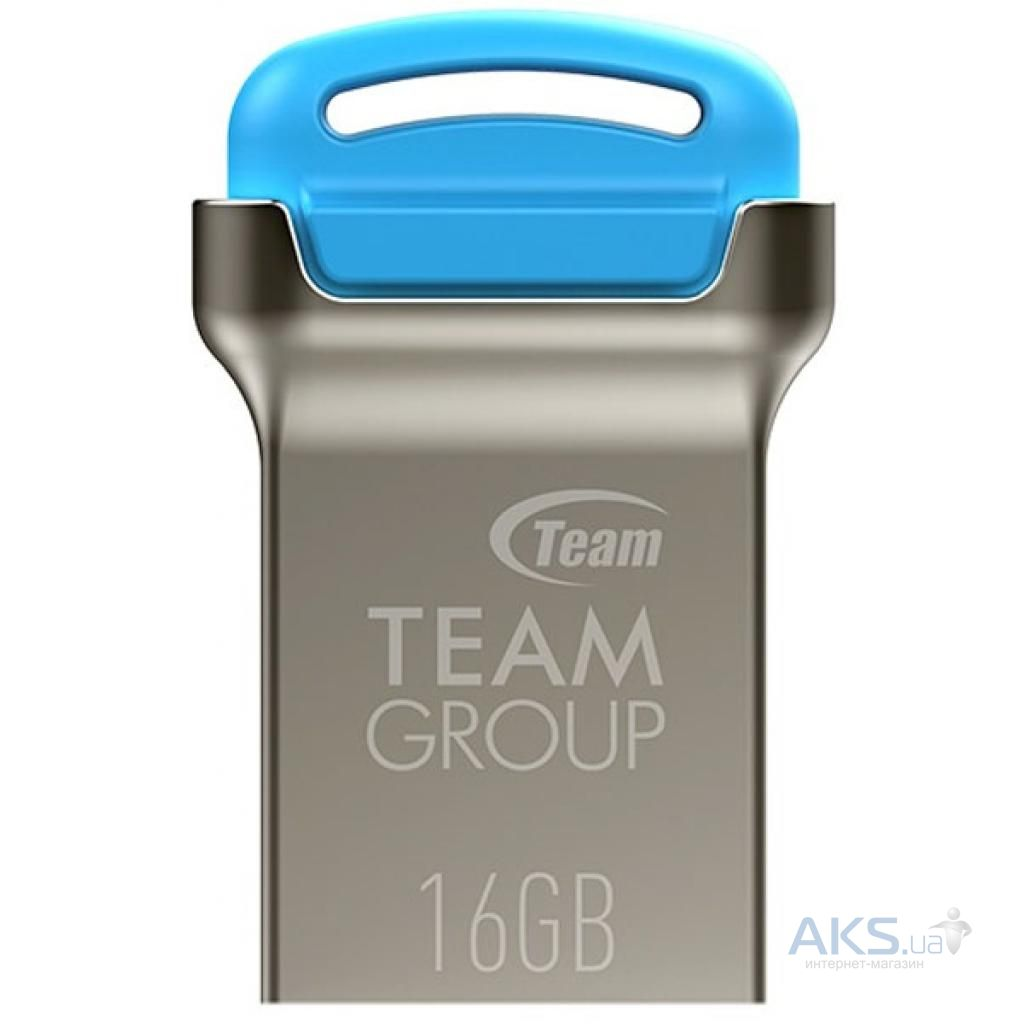 Флешка Team 16GB C161 Blue USB 2.0 (TC16116GL01)