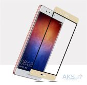 Вид 2 - Защитное стекло Tempered Glass 3D Full Cover Huawei Ascend P9 Gold