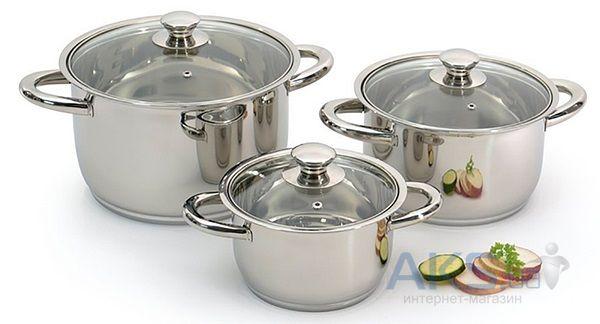 Набор посуды berghoff