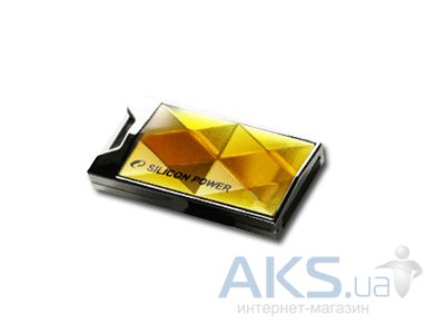Флешка Silicon Power Touch 850 8Gb Amber