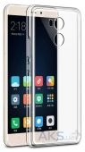 Чехол REMAX TPU Ultra Thin Xiaomi Redmi 4 Pro White
