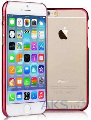 Чехол Devia Glimmer Apple iPhone 6, iPhone 6S Passion Red