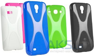 Чехол New Line X-series Case для Samsung N910 (Note 4) Blue