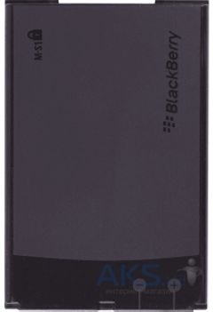 Аккумулятор Blackberry 9000 Bold / BAT-14392-001 / M-S1 (1500 mAh)