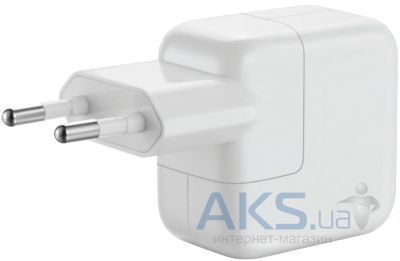 Зарядное устройство Foxconn Apple Power Adapter 2.1A OEM White (MD836)