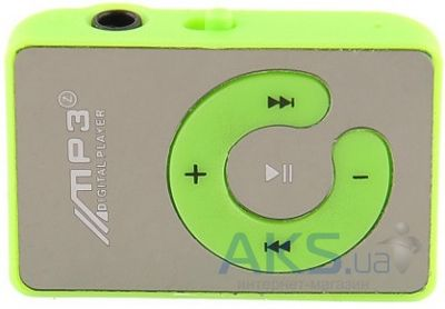 Mp3-плеер Slim Mirror Green