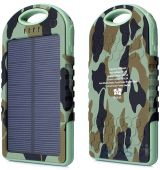 Вид 2 - Повербанк power bank Drobak Solar Power 4000  mAh Khaki (606802)