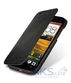 Чехол Melkco Leather Case Jacka Face Cover Book for HTC One SV C520e Black (O2ONSTLCFB2BKLC)