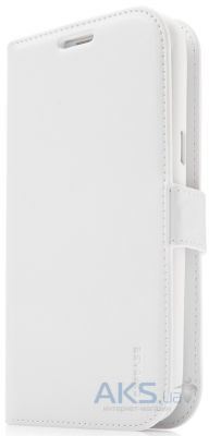 Чехол Capdase Folder Case Sider Classic White/White for Samsung Galaxy Note II N7100 (FCSGN7100-1C22)