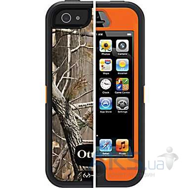 Чехол OtterBox Defender Apple iPhone 5, iPhone 5S, iPhone 5SE (77-22525) Retail Packaging - AP BLAZED