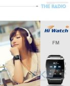 Умные часы HI Smartwatch with Built-in SIM card + Camera Silver