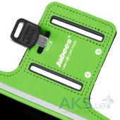 "Вид 4 - Чехол Jabees Sports Armband Pouch ARM 6 Green 5.2""-5.5"""