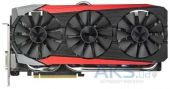 Видеокарта Asus Radeon R9 390 8192Mb STRIX DC3 GAMING (STRIX-R9390-DC3-8GD5-GAMING)