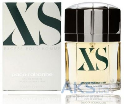 Paco Rabanne XS pour Homme Туалетная вода 30 ml