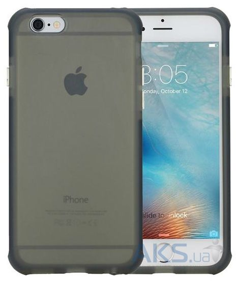 Чехол Rock Guard Series Apple iPhone 6 Plus, iPhone 6S Plus Transparent Black