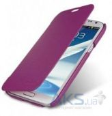 Чехол Melkco Book leather case for Samsung i8160 Galaxy Ace II Purple (SSAC81LCFB2PELC)