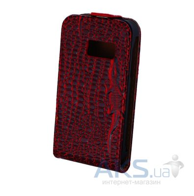 Чехол Atlanta Book case for HTC A510e Red (K13)