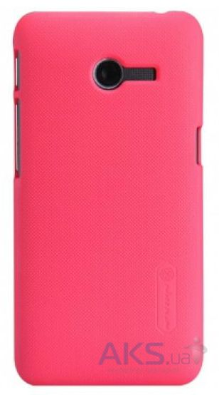 Чехол Nillkin Super Frosted Shield Asus Zenfone 4 A450CG Red