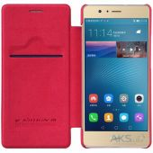 Чехол Nillkin Qin Leather Series Huawei Ascend P9 Lite Red