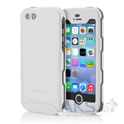 Чехол Incipio ATLAS ID for iPhone 5/5S (IPH-1160-WHT) White