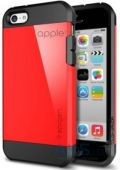 Чехол SGP Case Tough Armor Crimson Red for iPhone 5C (SGP10545)