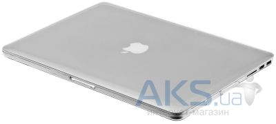 Чехол Kuzy Crystal Finish Case for MacBook Pro 13 (with Retina display) Clear