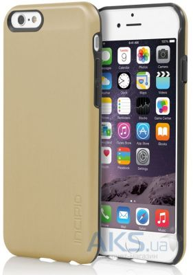Чехол Incipio Feather SHINE for iPhone 6/6S Gold (IPH-1178-GLD)