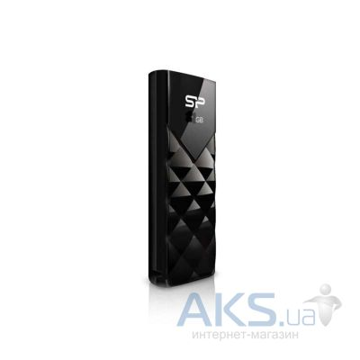 Флешка Silicon Power 32Gb Ultima U03 Black