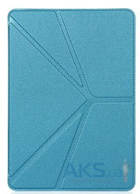 Чехол для планшета Xundd V Flower leather case for iPad Air Blue