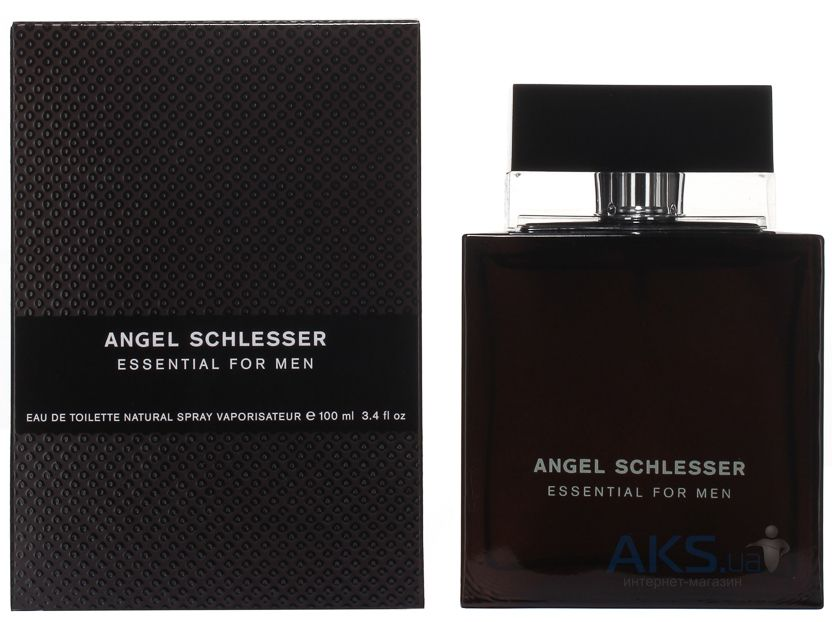 Angel Schlesser Essential for Men Туалетная вода 50 ml (Примят)