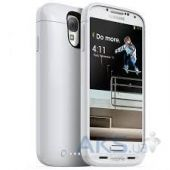 Внешний аккумулятор Mophie Juice Pack Case for Samsung Galaxy S IV i9500 (2488-JP-SSG4-WHT-I) White
