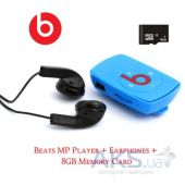 Mp3-плеер Beats With Memory Card Blue