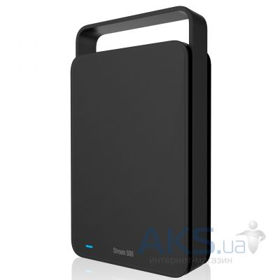 "Жесткий диск внешний Silicon Power Stream S06 2TB 3.5"" USB 3.0 (SP020TBEHDS06C3K)"