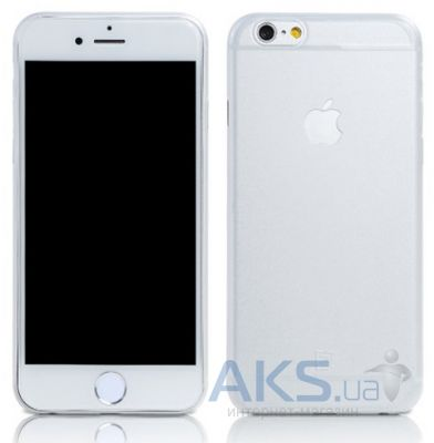 Чехол Remax Shell Series Apple iPhone 6, iPhone 6S White