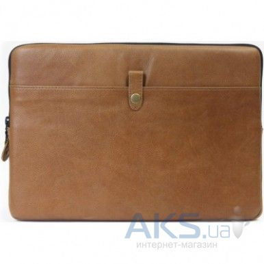 "Чехол PKG Red Crown Collection Skinny Sleeve Leather for MacBook Air/Pro 11"" Tan (PKG RCCSS11-TAN1)"