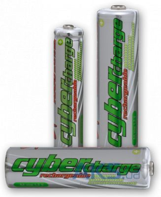 Элемент питания Sunlight AA (R6)  2600mAh  Cyber Charge  1 шт
