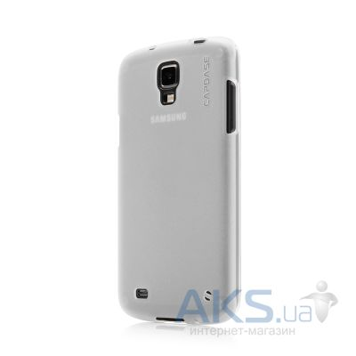 Чехол Capdase Soft Jacket Xpose Tinted White for Samsung Galaxy S IV Active i9295 (SJSGS4A-P202)