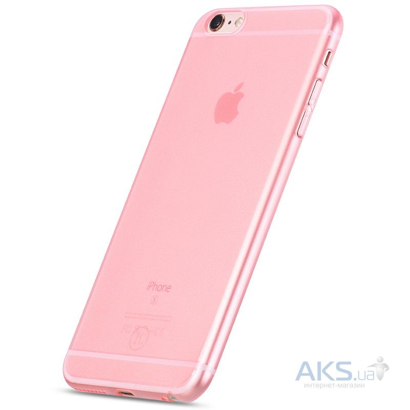 Чехол Hoco Defender Frosted Series Apple iPhone 6 Plus, iPhone 6S Plus Pink