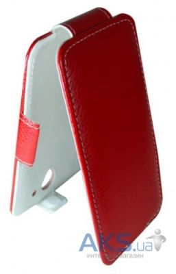 Чехол Sirius Flip case for HTC Desire 210 Red