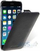 Чехол Melkco Mini Artificial Leather Case Jacka Type for Apple iPhone 6/6S Black (APIP6FLCJT1BK)
