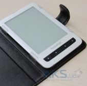 Вид 3 - Обложка (чехол) Saxon Case для PocketBook Touch 622 Classic Black