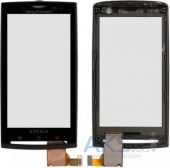Сенсор (тачскрин) для Sony Ericsson Xperia X10 with frame Original Black