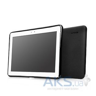 Чехол для планшета Capdase Soft Jacket VS Solid Black/Black for Samsung Galaxy Note 10.1 GT-N8000 Black (SJSGN8000-PS11)