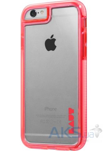 Чехол Laut Fluro Series Apple iPhone 6, iPhone 6S Pink (LAUT_IP6_FR_P)
